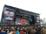 Cavalera Conspiracy live auf dem Sonisphere in Prag