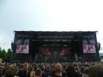 Kreator live auf dem Sonisphere in Prag
