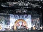Mastodon live auf dem Sonisphere in Prag