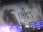 In Flames live auf dem Sonisphere in Prag