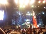 Iron Maiden live auf dem Sonisphere in Prag