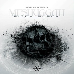meshuggah_pitch black ep