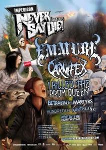 impericon never say die tour 2013_carnifex
