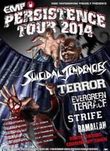 emp persistence tour 2014