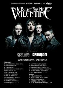 Bullet For My Valentine_Callejon