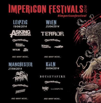 Impericon Festivals 2014